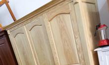 Tủ quần áo gỗ sồi kiểu dáng tinh tế Gía Rẻ