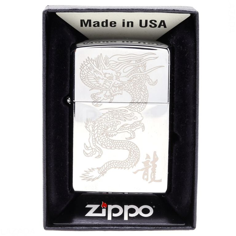 Zippo Lighter 250 Dragon - 78372