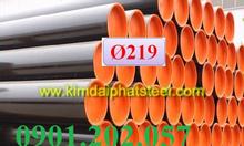 Thép ống đúc phi 219 DN 200 ASTM A53/A106/API5L