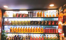 Shop chuyên cung cấp các loại dầu nhớt