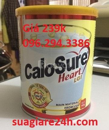 Sữa Calosure heart giá 239k giá rẻ nhất Hà Nội...