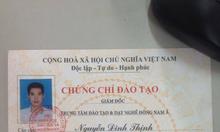 Chứng chỉ xe nâng - Vận hành xe nâng ở Bắc Ninh