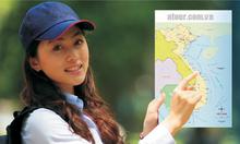 Học nghiệp vụ du lịch cấp thẻ hướng dẫn nhanh