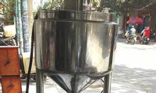Máy chiết rót Pittong nằm 1 vòi bán tự động
