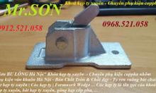 Bản kẹp sắt tròn, bát chuồn, tyren vuông/ 0912521058