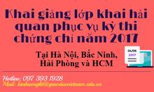 Lớp học khai Array tại Hà Nội