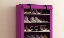 Tủ giày dép kiểu dáng tinh tế thiết kế gỗ tốt