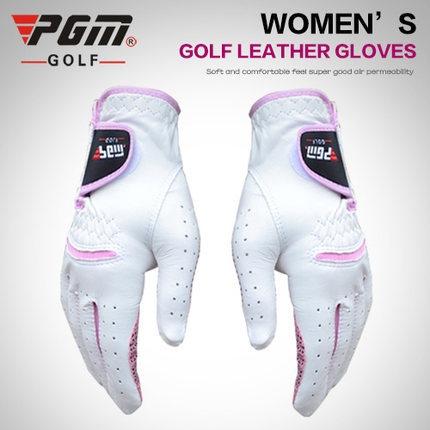 Găng tay da PGM dành cho nữ chơi golf bền