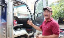 Nhân viên lái xe và phụ xe cho công ty