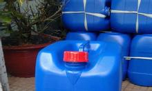 Can nhựa vuông 30 lít đựng hóa chất