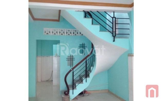 Xuất cảnh cần bán gấp nhà mới hẻm 3m Trần Quang Kh