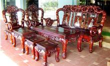 Nhận thi công, thiết kế nội thất gỗ tự nhiên