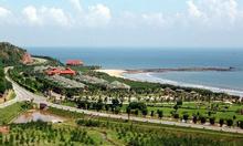 Cho thuê xe 16 chỗ du lịch tắm biển Diễn Thành