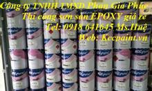 Thi công sơn sàn Epoxy Tây Ninh 0918641645 Huệ