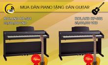 Mua piano Roland tặng guitar Takamine 3,9 triệu