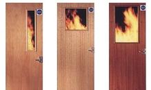 Cửa gỗ chống cháy HCM, báo giá cửa gỗ chống cháy