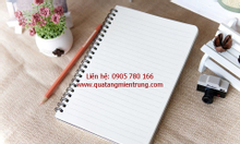 In sổ da tại Đà Nẵng, in sổ tay giá rẻ Đà Nẵng