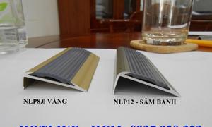 Chuyên phân phối nẹp chống trơn cầu thang mũi bậc
