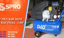 Spro-Máy nén khí mini D&D RAC1524A 2 HP