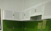 Chuyên thi công và lắp ráp tủ bếp nhôm kính rẻ