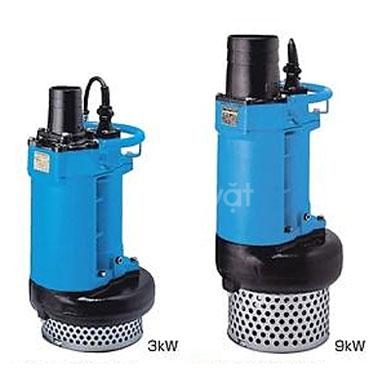 Bơm chìm hút bùn tsurumi KRS2-100, KRS2-150