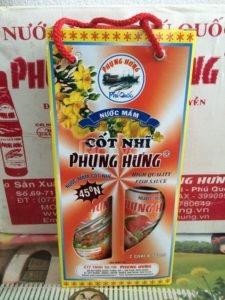 Nước mắm Phú Quốc Phụng Hưng tại Hồ Chí Minh