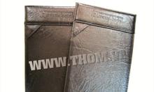 Xưởng sản xuất bìa menu,bìa tính tiền,...