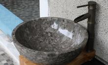 Lavabo đá, vòi đồng thau giá rẻ trên thị trường