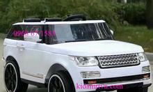 Xe Range Rover cho bé thực hư ra sao