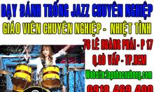Dạy đánh trống nhạc, trống jazz, trống drum Gò Vấp