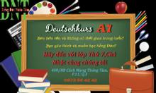 Lớp tiếng Đức A1 – Thứ 7, Chủ Nhật