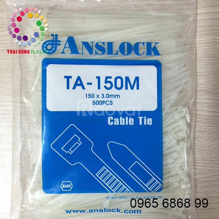 Lạt nhựa, dây thít nhựa, dây rút nhựa giá rẻ