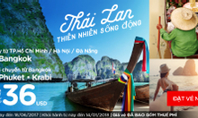 Tận hưởng mùa hè sống động cùng Air Asia