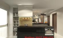 Thiết kế thi công đồ gỗ nội thất căn hộ giá rẻ