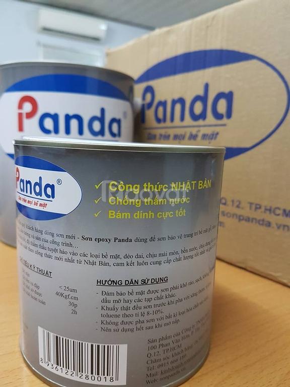 Sơn Epoxy 2in1, chuyên lót kẽm