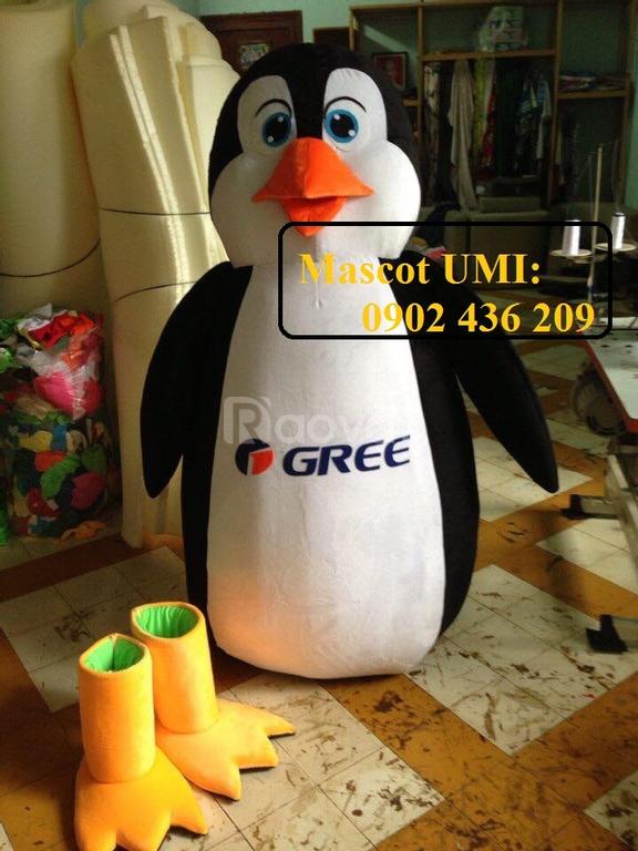 Bán mascot người mặc, mô hình quảng cáo rẻ
