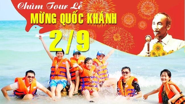 Tour du lịch đảo Nam Du 2N2Đ: Lễ Quốc Khánh