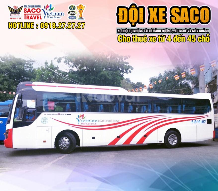 Cho Thue Xe tphcm | Saco Travel