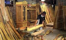 Thợ mộc, thợ nội thất tại Hà Nội
