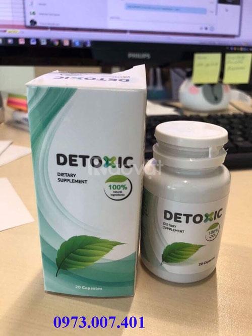 Mua Detoxic tiêu diệt ký sinh trùng ở đâu?