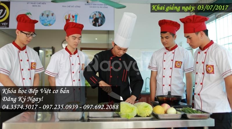 Trường đào tạo trung cấp Nấu ăn chính quy ngắn hạn