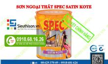Phân phối sơn spec satinkote thùng 18L giá rẻ
