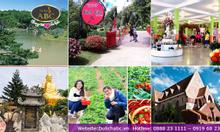 Tour du lịch Đà Lạt giá rẻ khách lẻ (3n3đ)