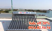 Sale off 20% T6 năng lượng mặt trời Đà Nẵng