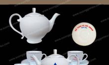 In bộ ấm trà làm quà tặng tại Quảng Ngãi