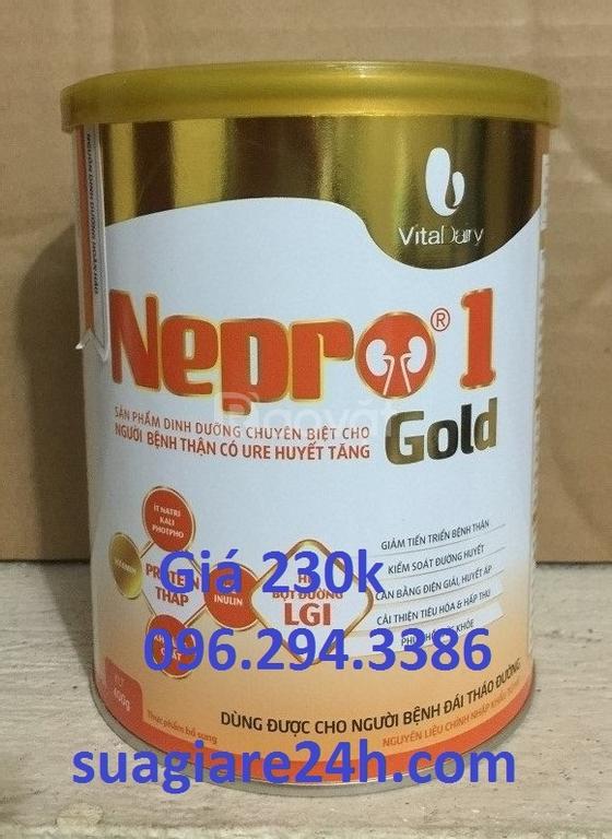 Mua sữa Nepro 1 Gold và Nepro 2 Gold  ở đâu?