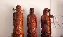 Tượng gỗ phong thủy đẹp bằng gỗ hương