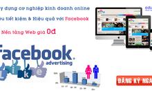 Bán hàng hiệu quả với Facebook Ads và website 0đ