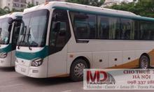 Cho thuê xe du lịch 45 chỗ tại Hà Nội