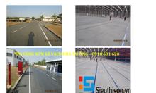 Công ty phân phối sơn sân tennis terraco không cát